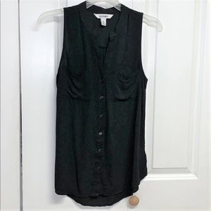 Old Navy Tank Top Size XS Black